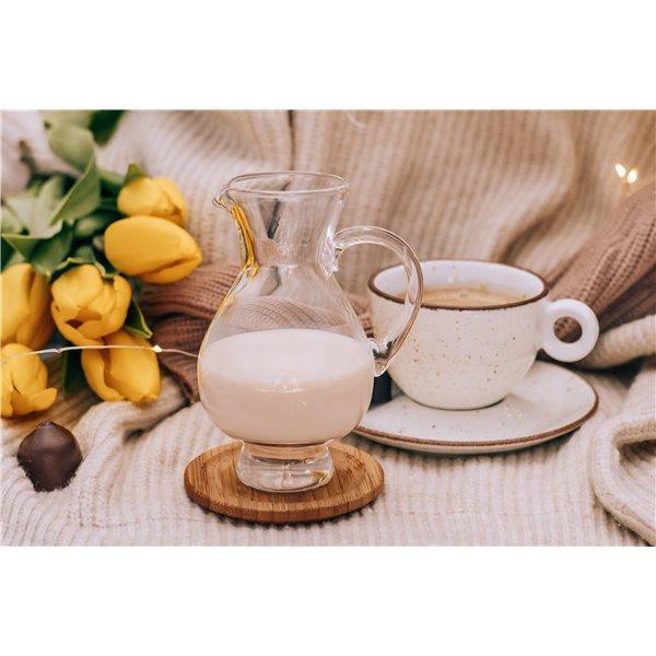 Elegancki dzbanek na mleko 250 ml