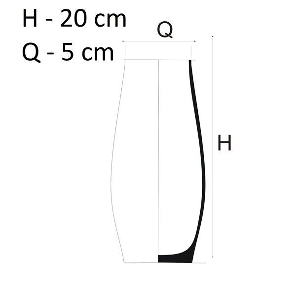Wąski wazonik
