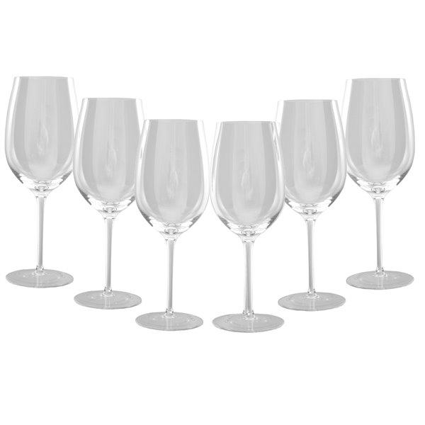 Zestaw 6 kieliszków do wina