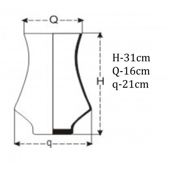 Lampion 31 cm